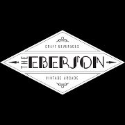 This is the restaurant logo for The Eberson