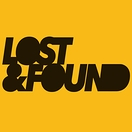 This is the restaurant logo for Lost & Found OTR
