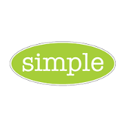This is the restaurant logo for Simple Cafe