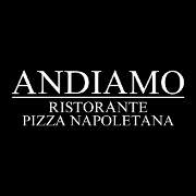 This is the restaurant logo for Andiamo Ristorante & Pizza Napoletana