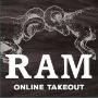 Restaurant logo for Ram