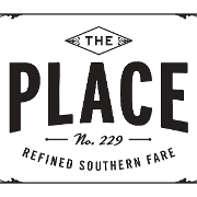 This is the restaurant logo for The Place