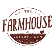 This is the restaurant logo for The Farmhouse at Jessup Farm