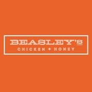 This is the restaurant logo for Beasley's & Chuck's
