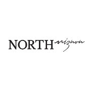 This is the restaurant logo for North Miznon
