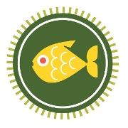 This is the restaurant logo for Proper Fish