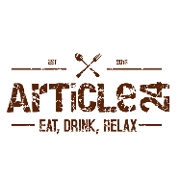 This is the restaurant logo for Article 24