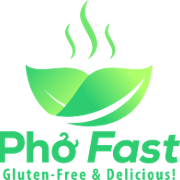 This is the restaurant logo for Pho Fast