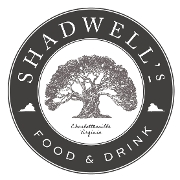 This is the restaurant logo for Shadwell's Restaurant