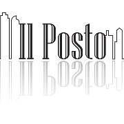 This is the restaurant logo for Il Posto