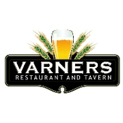 This is the restaurant logo for Varners Restaurant & Tavern
