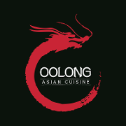 This is the restaurant logo for Oolong Asian Cuisine
