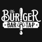 This is the restaurant logo for Burger Bar & Tap