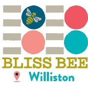 This is the restaurant logo for Bliss Bee