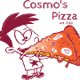 Restaurant logo for Cosmo's Little Italy Pizza