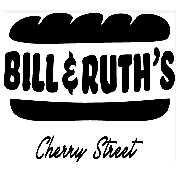 This is the restaurant logo for Bill & Ruths