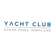 This is the restaurant logo for Ocean Pines Yacht Club