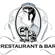 This is the restaurant logo for GP's Hamilton Park