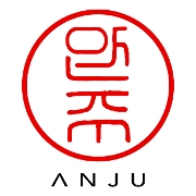 This is the restaurant logo for Anju