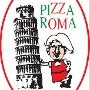 Restaurant logo for Pizza Roma - Aventura
