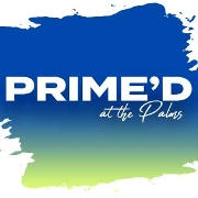 This is the restaurant logo for Prime'd