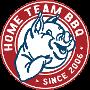 Restaurant logo for Home Team BBQ