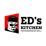 This is the restaurant logo for Ed's Kitchen