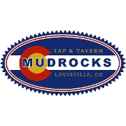 This is the restaurant logo for Mudrock's Tap & Tavern Home of Biscuit Bar