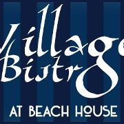 This is the restaurant logo for Village Bistro