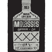 This is the restaurant logo for Molasses