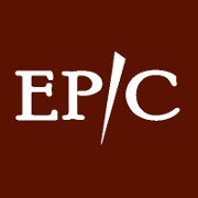 This is the restaurant logo for Epic Chophouse
