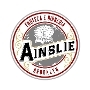 This is the restaurant logo for Ainslie
