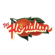 This is the restaurant logo for The Floridian