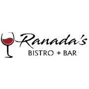 This is the restaurant logo for Ranada's Bistro and Bar