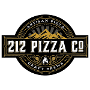 Restaurant logo for 212 Pizza Co.