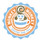 Restaurant logo for Monkey Monkey Coffee and Tea