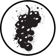 This is the restaurant logo for Noble Riot
