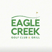 This is the restaurant logo for Eagle Creek Golf Club and Grill