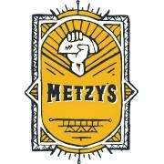 This is the restaurant logo for Metzy's Cantina (RESTAURANT)
