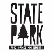 This is the restaurant logo for State Park
