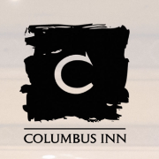 This is the restaurant logo for Columbus Inn