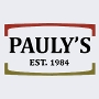 Restaurant logo for Pauly's Pizzeria & Sub Co.