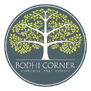This is the restaurant logo for Bodhi Corner Hampden