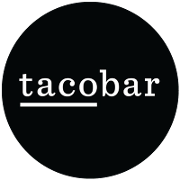 This is the restaurant logo for tacobar