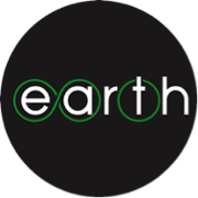 This is the restaurant logo for Earth Miami