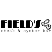 This is the restaurant logo for Field's Steak & Oyster Bar