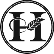 This is the restaurant logo for Harvest