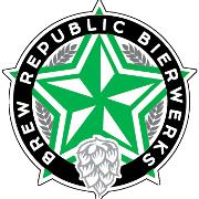 This is the restaurant logo for Brew Republic Bierwerks