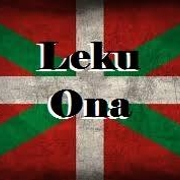 This is the restaurant logo for Leku Ona
