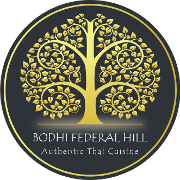 This is the restaurant logo for Bodhi Federal Hill